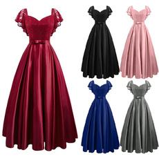 gownlongdre, Fashion, Lace, long dress