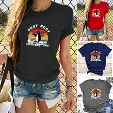 Summer, Tees & T-Shirts, Cotton Shirt, Shirt