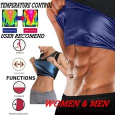 sport tank top, waisttrainervest, Vest, slimmingshapewear