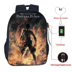 Backpacks, Fashion, usb, School Backpack