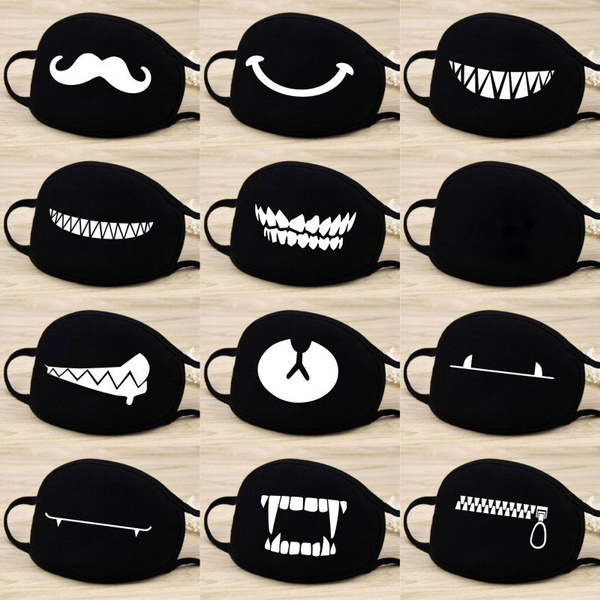 cute, Fashion, mouthmask, mensfacemask
