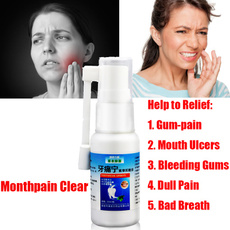 mintspray, gumpain, teethwhite, toothachespray