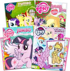 rainbow, Set, pony, Stickers