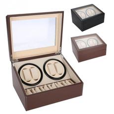 Box, case, electricwatchwinder, multiplerotation