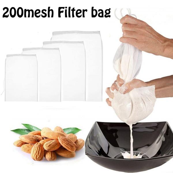 Filter, Coffee, Nylon, Almonds