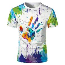 Fashion, Shirt, Colorful, Cool T-Shirts