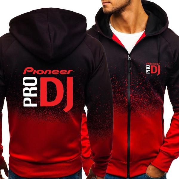pioneerprodj, hooded, Dj, Winter