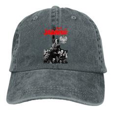 Outdoor, snapback cap, men cap, Denim
