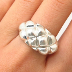 Engagement, wedding ring, 925 silver rings, Silver Ring