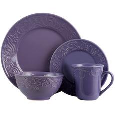 Set, lilac, 16, purple