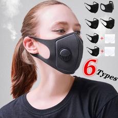 kids, respiratormask, breathing, valve