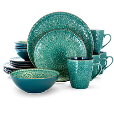 And, Set, Teal, 16