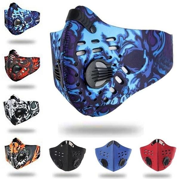 dustproofmask, halffacemask, facemaskcover, Sports & Outdoors