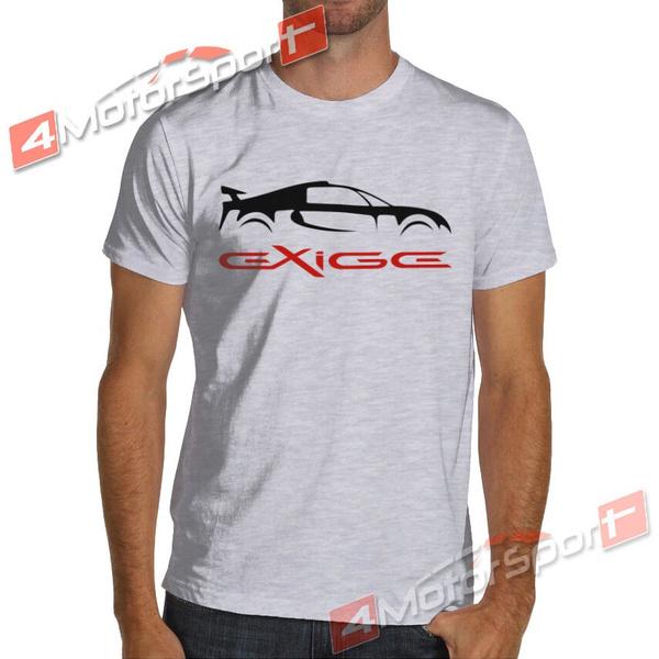 T Shirts, exige, Racing, Lotus