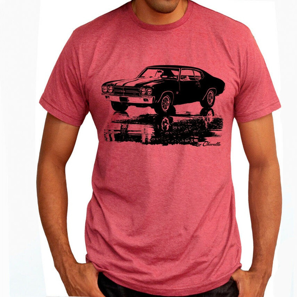 silhouette, Cars, T Shirts, 1970