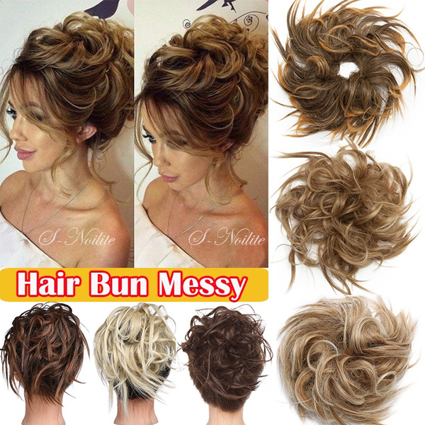 Fashion, hairbun, Beauty, Hair Extensions