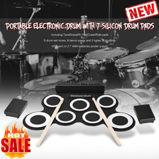 electricdrumset, Electric, rollupdigitaldrum, foldabledrumset