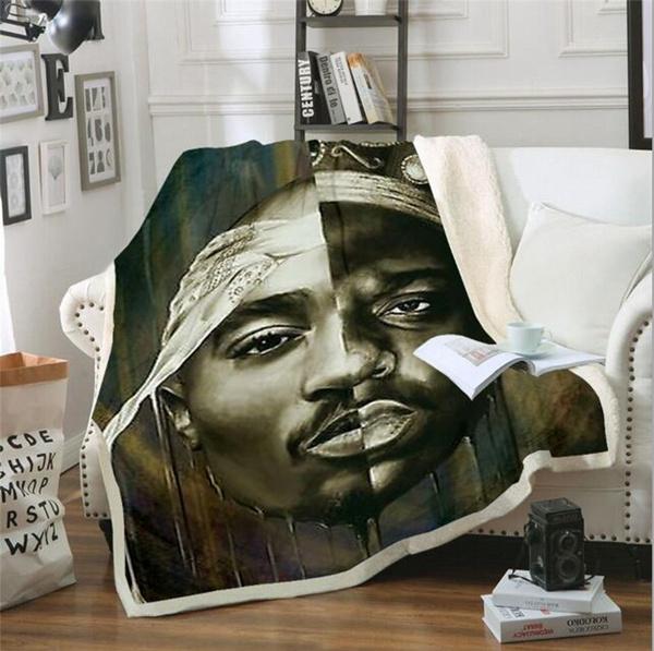 Hip Hop, Fleece, fleecethrowblanket, bedblanket
