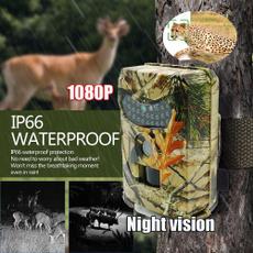trailcamera, Outdoor, Hunting, wildlifecamera