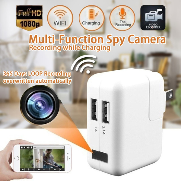 Mini, charger, monitorcamera, hiddencamera