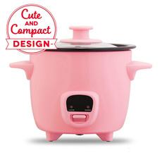 pink, Mini, steamer, ricecooker