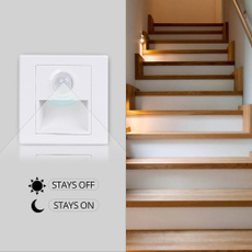 motionsensorwalllamp, lights, sensorcorridorlamp, stair