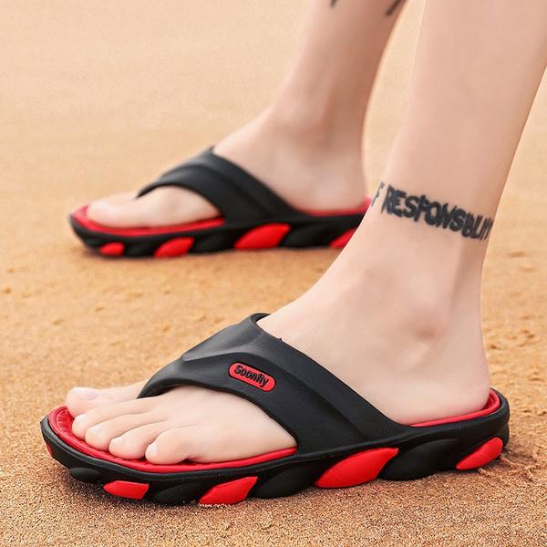 Summer, Flip Flops, menbeachslipper, menslipper