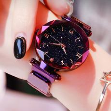 starryskywatch, Fashion, fashion watch, magneticwatch