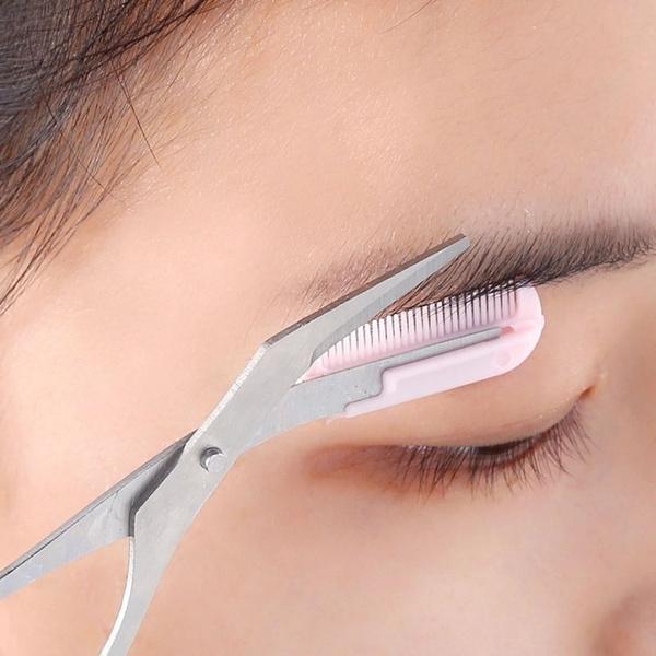 Steel, Makeup Tools, eyebrowshaping, eyemakeuptool