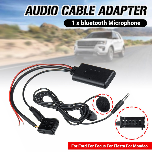 carradiopart, autoauxcable, Ford, forford