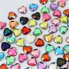 Heart, Abs, art, Beauty