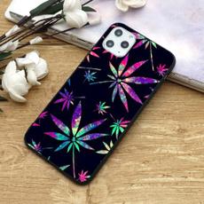 case, cute, Flowers, leaf