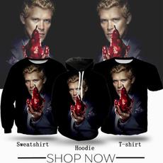 Fashion, Shirt, thevampirediarie, Print