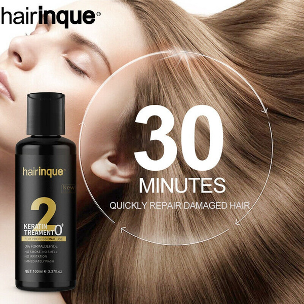 hair, keratintreatment, smoothhair, nosmoke