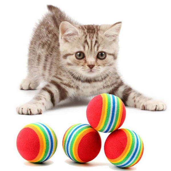 rainbow, cottonrope, Colorful, Pets