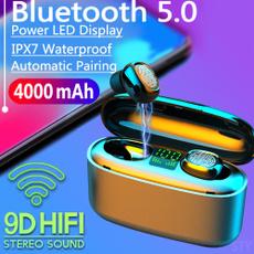 case, Mini, Earphone, Headset
