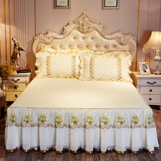 King, Lace, quilted, Bedding