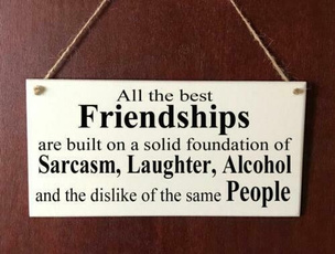 Funny, bestfriend, Home Decor, Gifts