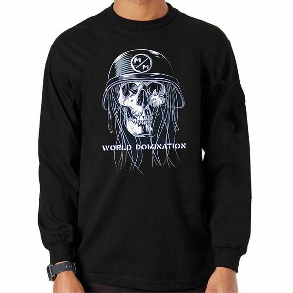 undead, Fashion, Shirt, skull