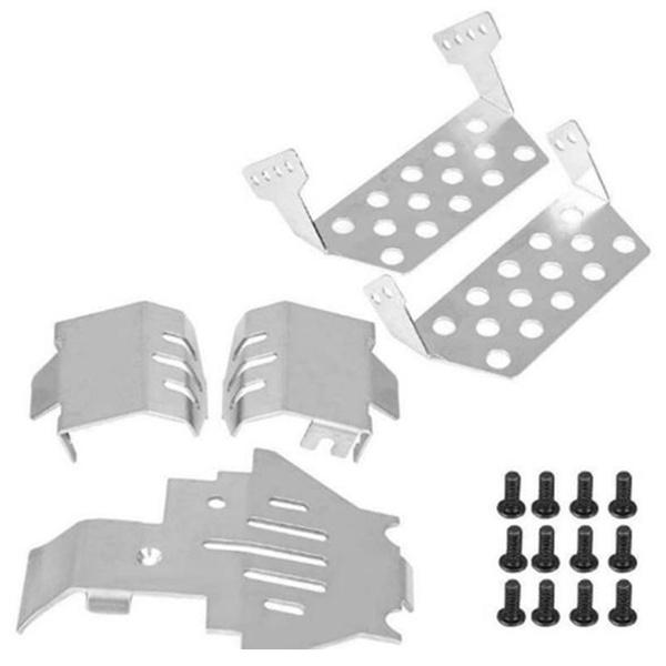modelcaraccessorie, trx4, simulatedclimbingcar, Armor