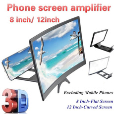 screenmagnifier, phone holder, Mobile, Amplifier