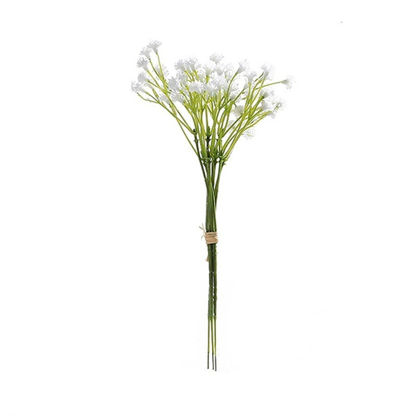 plasticflower, gypsophila, Flowers, holdingflower