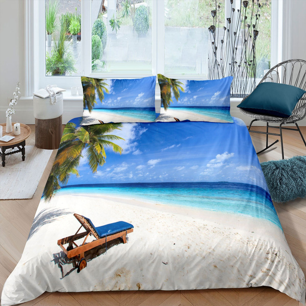 sheetsetbedspread, Hawaiian, Nature, Cover