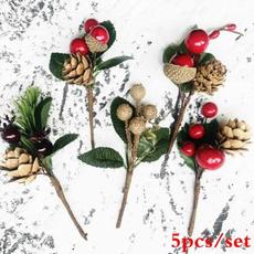 redberry, berrypinebranch, greetingcardaccessorie, holidaydecoration