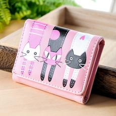 wallets for women, Mini, shortwallet, Fashion
