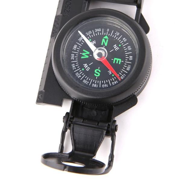 Outdoor, portable, hikecompas, Compass