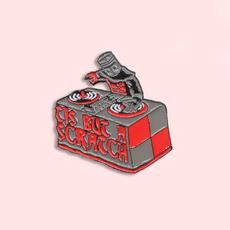 Fashion, Dj, Pins, Gifts