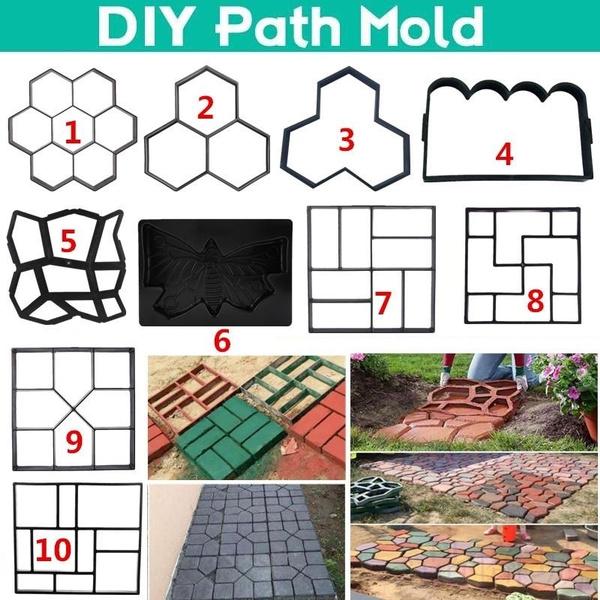 pavementmould, Garden, Home & Living, stonemould