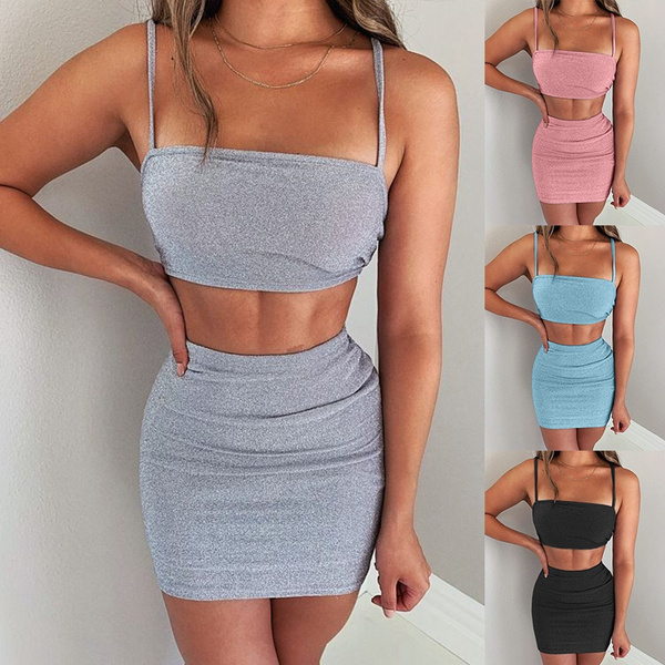 Summer, Dress, Fashion, crop top