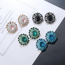 Fashion, Jewelry, Geometry, ear studs